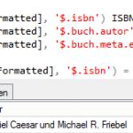 Der MS SQL Server 2016 lernt JSON