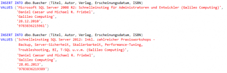 in-memory-table insert Autoren Daniel Caesar Michael Friebel SQL 2008 2012 sqlXpert Blog