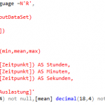 How-to: Statistiksprache R trifft auf den MS SQL Server