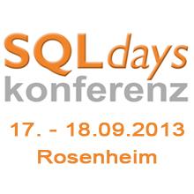 SQLdays 2013